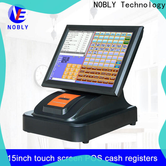 NOBLY Technology inch new cash register package restaurant