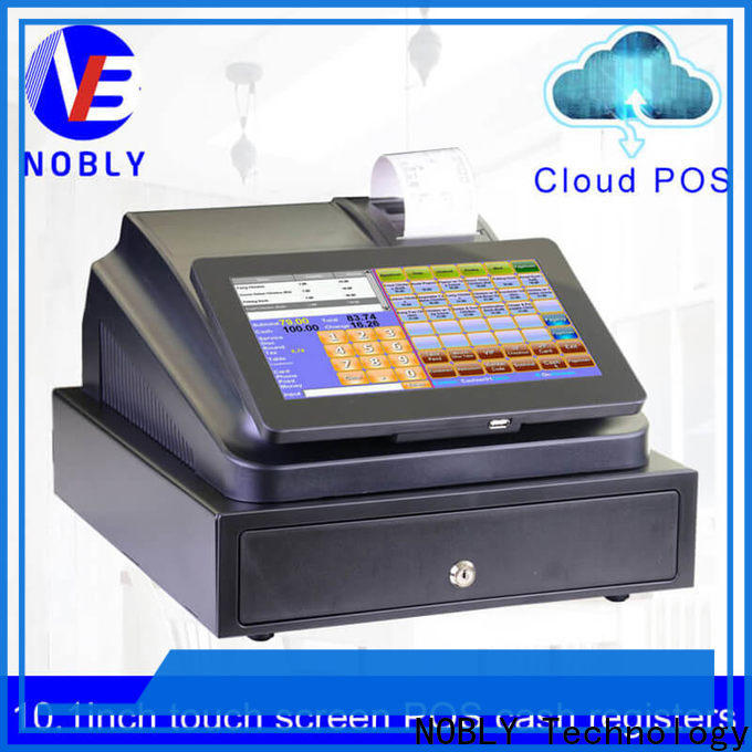 high-energy 10.1 inch cloud touch screen cash register nobly directly sale for retail business