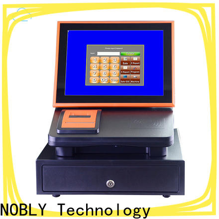 high stability sharp electronic cash register electronic China for canteen