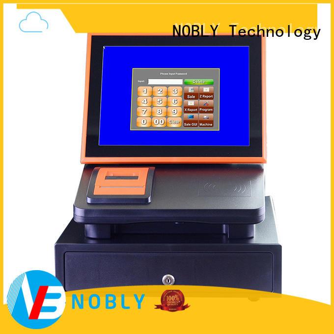 NOBLY Technology excellent sharp electronic cash register workshops for small businessb