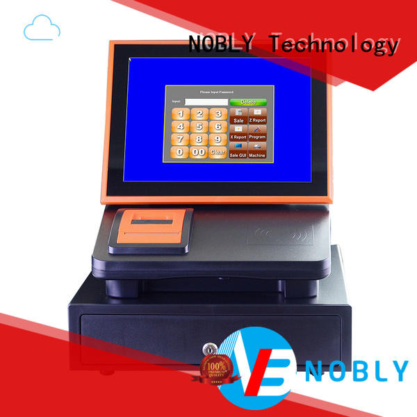NOBLY Technology nice sales register for small businessb
