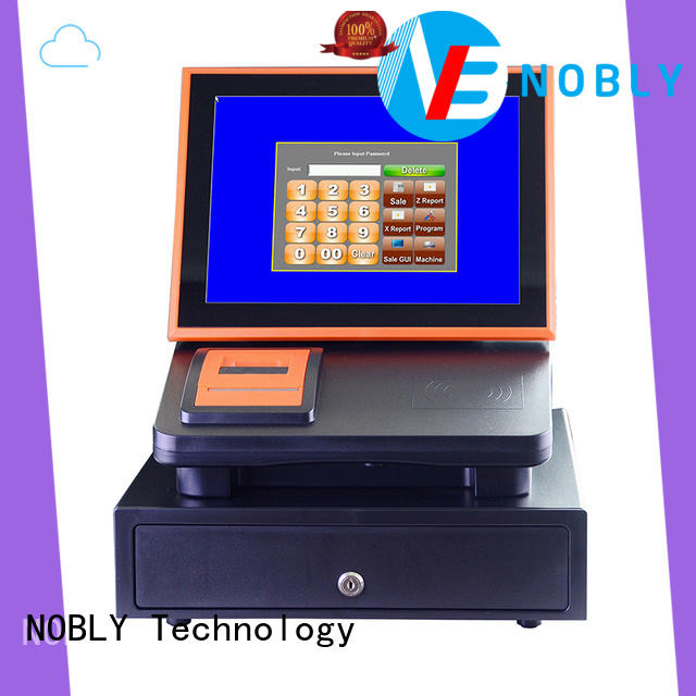 excellent 12 inch cloud touch screen cash register screen effectively for hotel