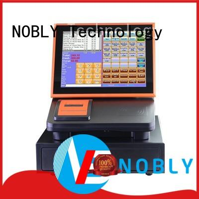 NOBLY Technology smooth operation retail cash register for sale for coffee shop