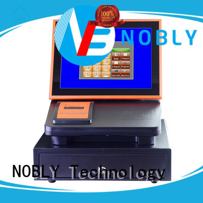 nice sharp electronic cash register pos certifications for canteen