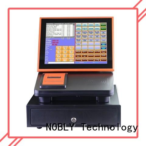 powerful function bar code reader marketing for bakery NOBLY Technology