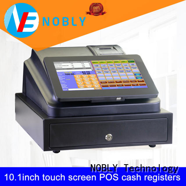 NOBLY Technology superior best cash register factory price for small businessb