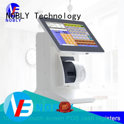 NOBLY Technology fine- quality basic cash register for single-store
