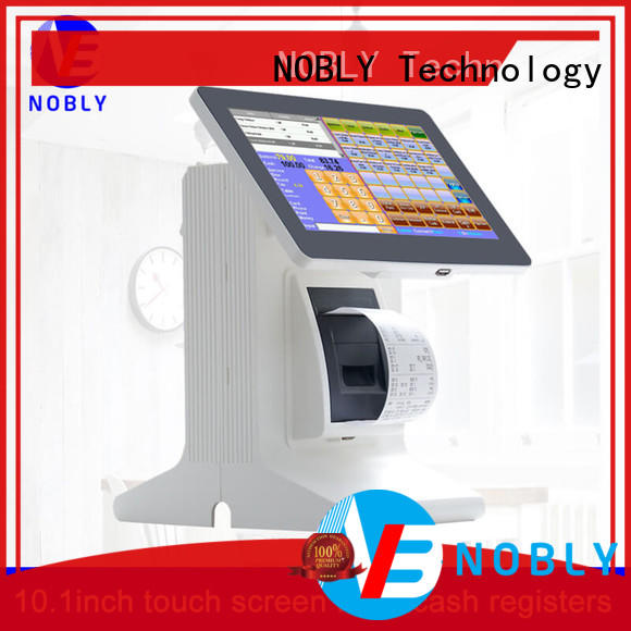NOBLY Technology quality basic cash register long-term-use for canteen